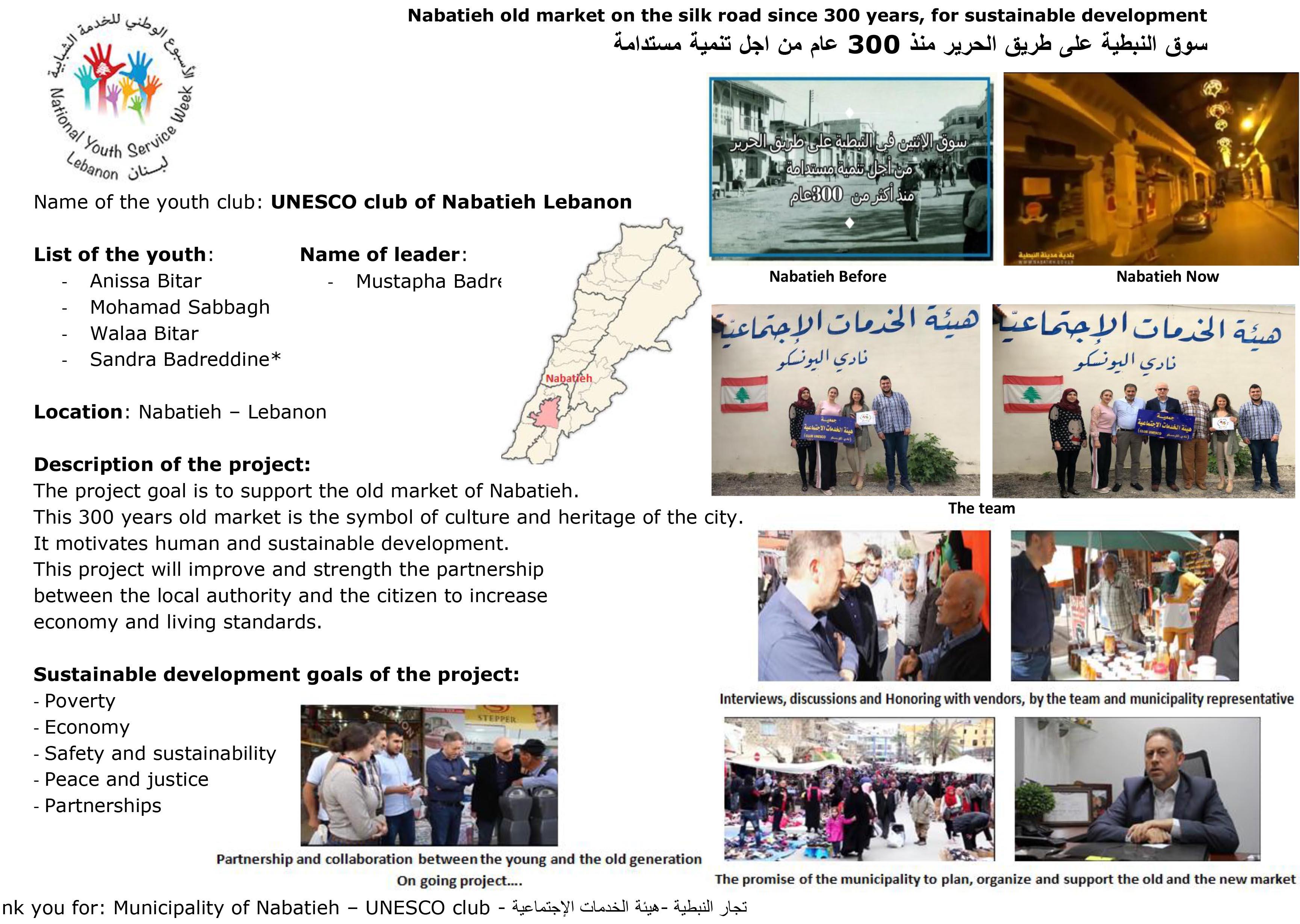 Nabatiej Poster